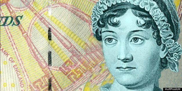 Jane Austen Will Go On £10 Notes From 2017, Bank Of England