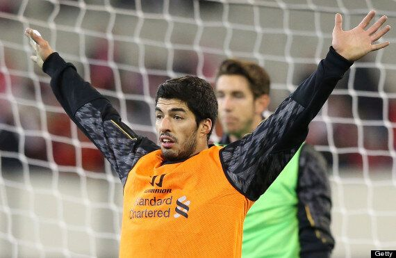 Luis Suárez Transfer: Liverpool Reject Arsenal's £40m And