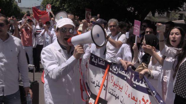 Protestant devant le ministère de la Santé, les opticiens annoncent un nouveau sit-in à
