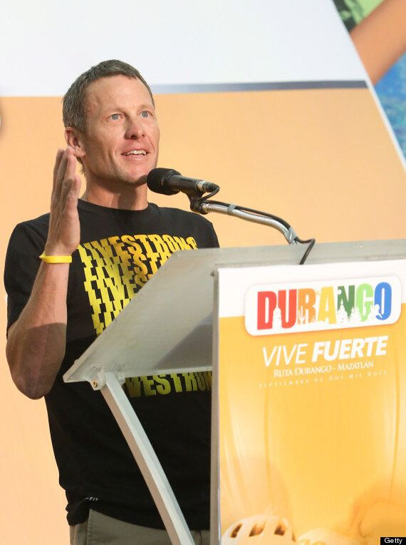 Lance Armstrong Says US Government Overlooked Drug
