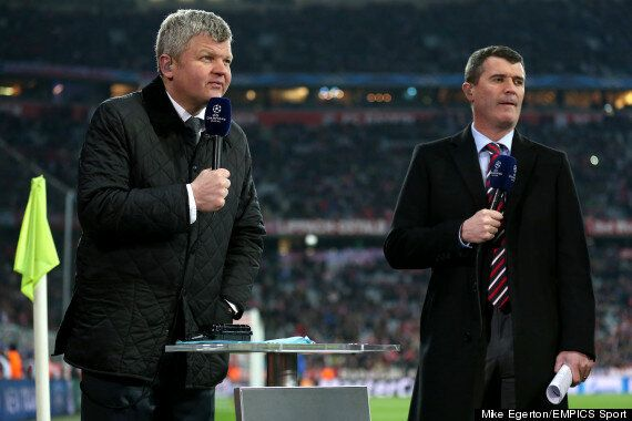 Roy Keane Pulls Out Of ITV's World Cup