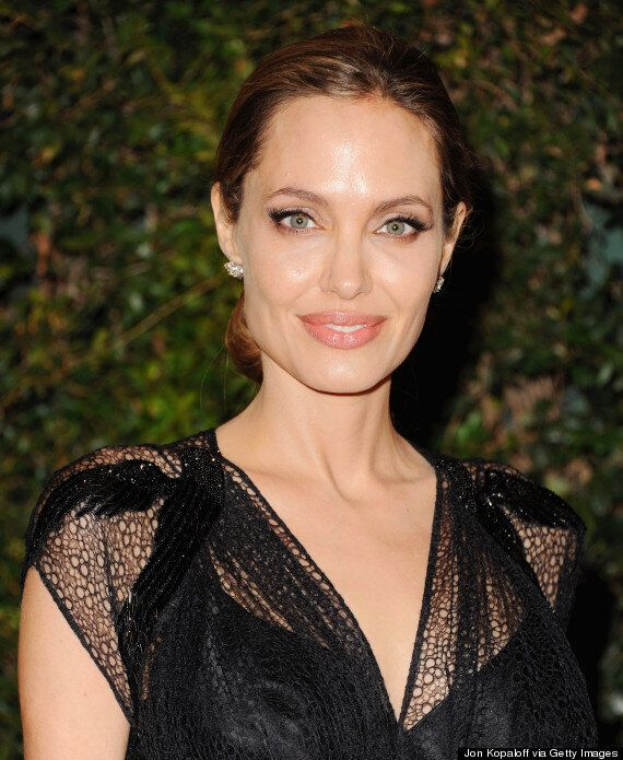 Angelina Jolie Lined Up To Play Nigella Lawson In New