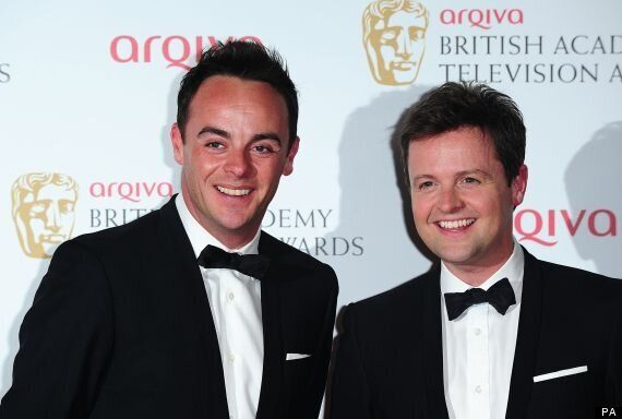 National Television Awards 2014: Ant And Dec Up Against Themselves At This Year's