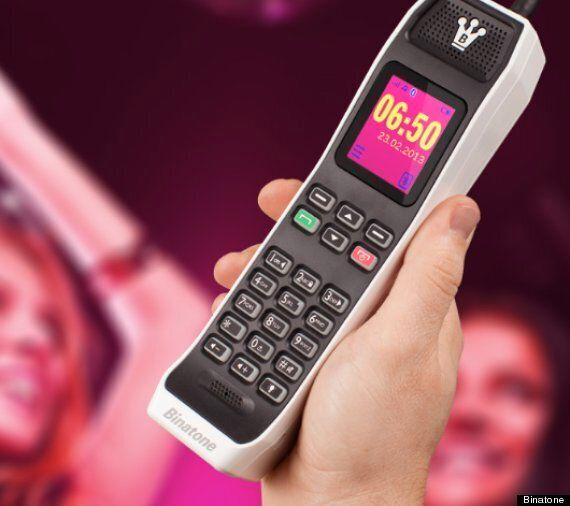 Brick Retro Mobile Phone Is The Ultimate 90s