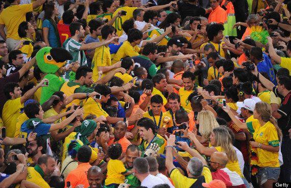 World Cup 2014: Brazil Under Pressure To Rekindle Finals'