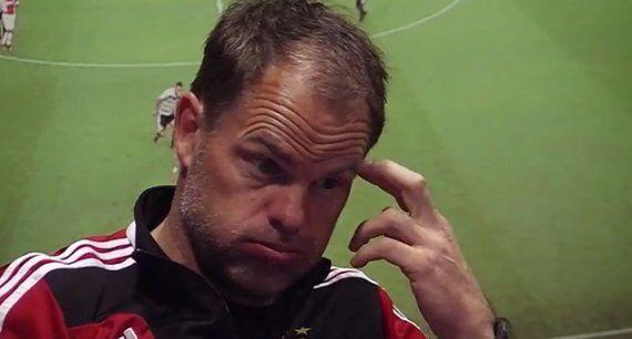 Ajax Adidas Kit Prank: Players React In Horror