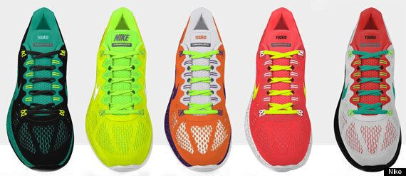 Nike LunarGlide+ 5 iD Review: What It's Really Like To Make Your Own Running Shoes
