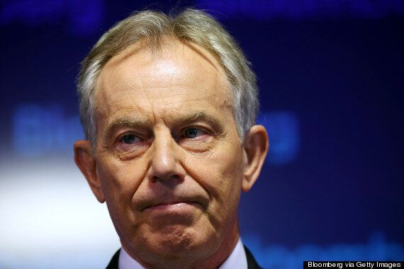 Tony Blair Is A 'Tragic' Narcissist With A Messiah Complex, Says Former Confidant And Author Robert