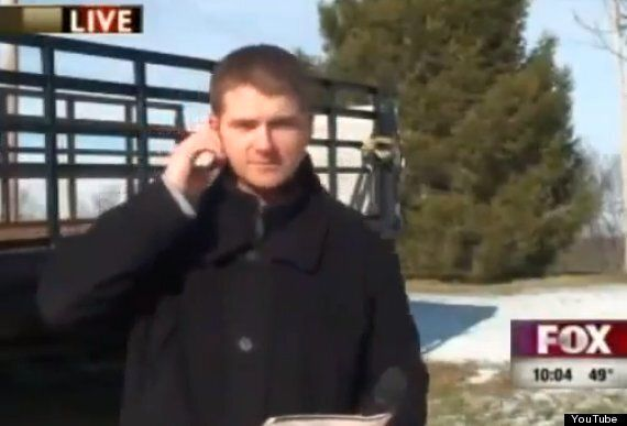 Footage Of Fox News Reporter Claiming 'I'd F**k Missing