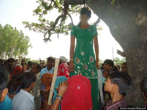 This Is How India Treats Women Who Protest Against Rape (GRAPHIC