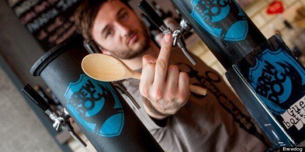 BrewDog Defies Ban On 'Highly Offensive Motherfu*ker'