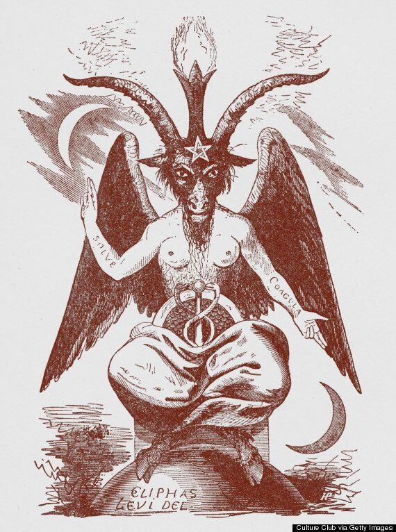 Satanic Temple Submits Application For 7ft 'Baphomet' Demon To Be Erected Next To Ten Commandments