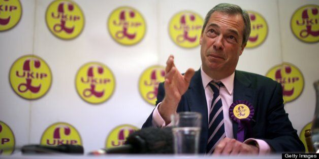 Voters Haven't Called Time on Ukip Despite Some Poor