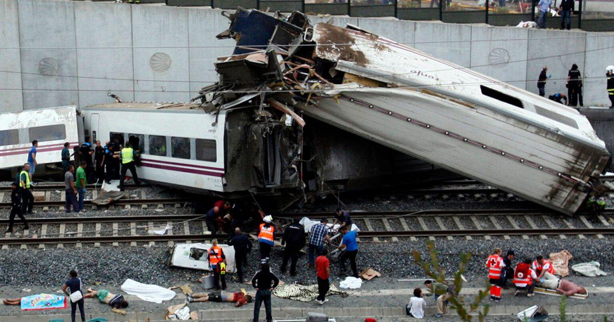 Spanish Train Crash: At Least 80 People Killed In Derailment