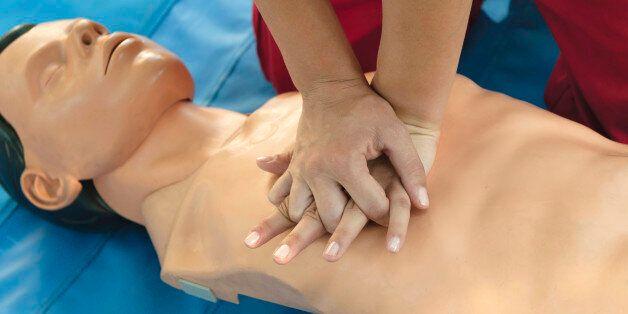 Teach School Children CPR To Save Lives, Urges British Heart