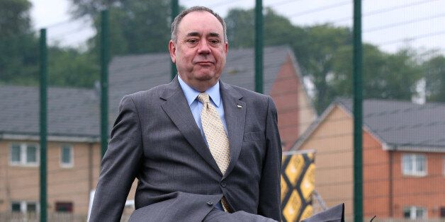 Alex Salmond Sorry For 'Characterisation' Of Putin Remarks In GQ