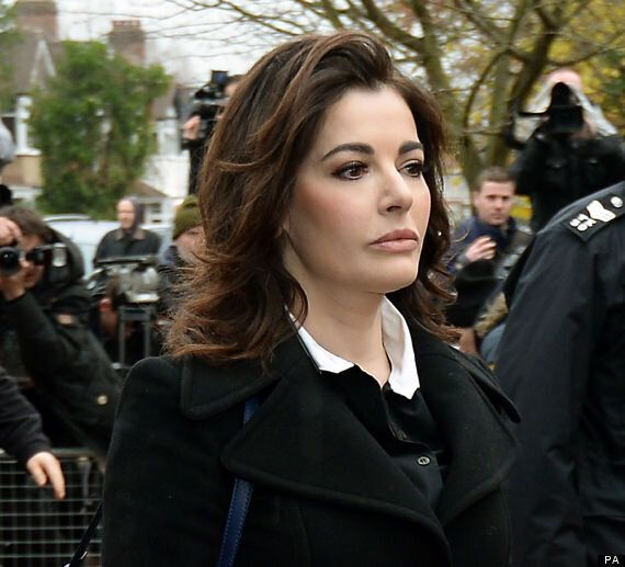 Grillo Sisters Speak On 'This Morning' Following Acquittal Of Fraud Charges Brought By Nigella Lawson,...