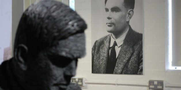 Code-Breaker Alan Turing's Old House Up For Sale