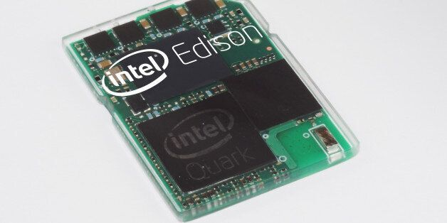 'Intel Edison': Full Computer With WiFi And Bluetooth, The Size Of An SD