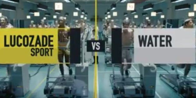 Lucozade Sport Ad Banned For Claiming It 'Hydrades And Fuels You Better Than