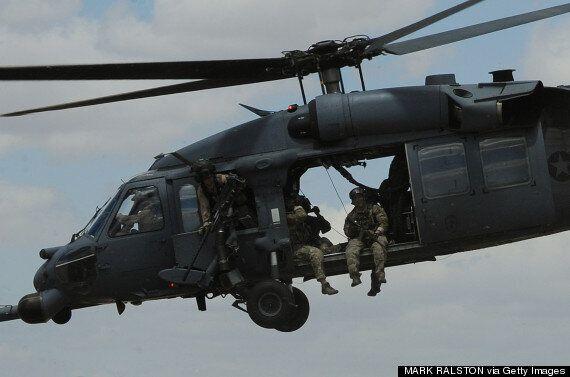 Norfolk Helicopter Crash: Four Dead After USAF 'Pave Hawk' Crashes Near