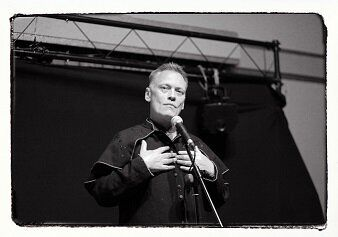 A Triumph: Terry Christian the Stand-Up - Naked Confessions of a Recovering