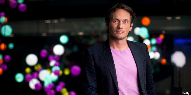 Richard Reed, co-founder of Innocent Drinks, poses for a photograph in London, U.K., on Wednesday, Oct....