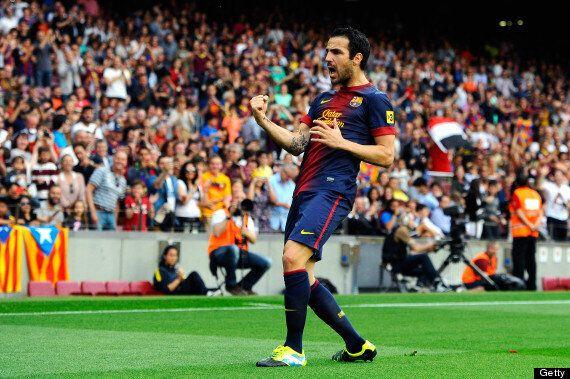 Cesc Fàbregas 'Wants To Join Manchester