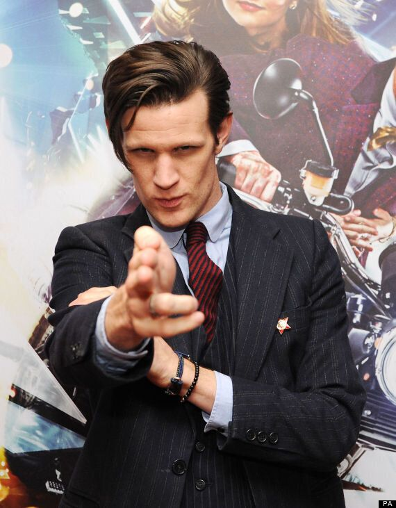 Doctor Who's Matt Smith: 'Leaving Could Be A Huge