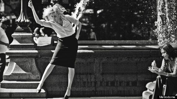 'Frances Ha' Exclusive Clip Shows Greta Gerwig In Performance Compared To Iconic Annie