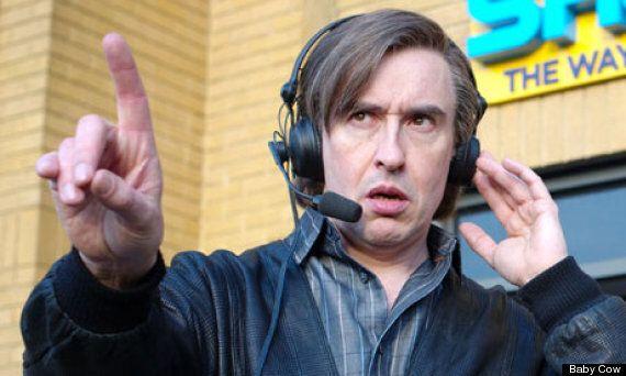 Steve Coogan's 'Had Worse Days' As His Film 'Philomena' Receives Four BAFTA