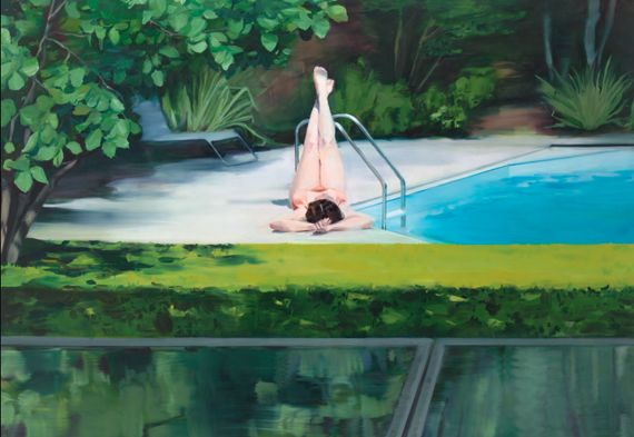 Bad Intent: Caroline Walker's Paintings Give an Uneasy Edge to the Lifestyles of the rich and