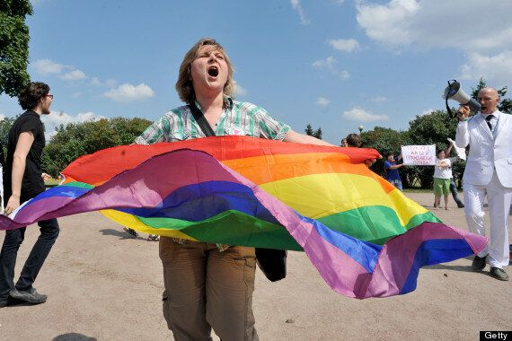 Russia Vodka Boycott In Protest Over Gay Rights Under