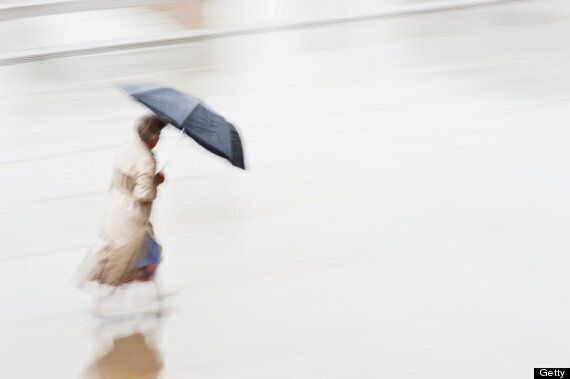 UK Weather: Heatwave Gives Way To Storms And Rain, As Summer Holidays