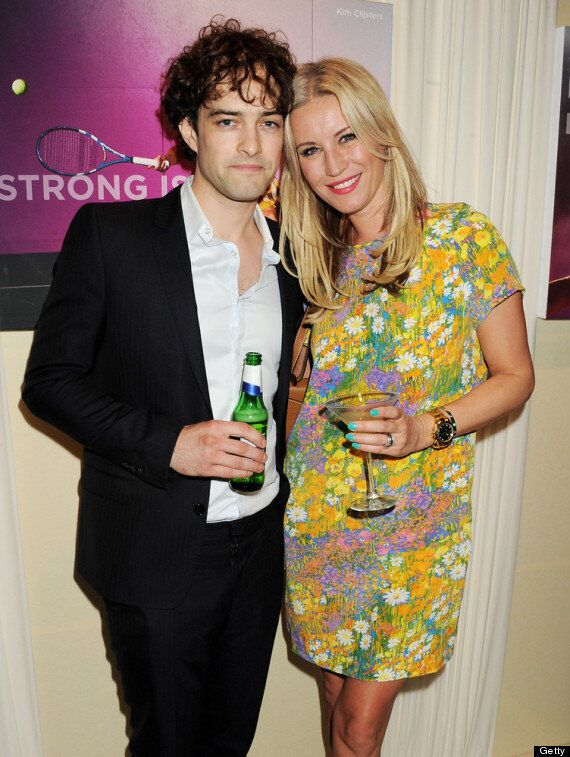 Denise Van Outen, Lee Mead Reportedly Split After 'Growing