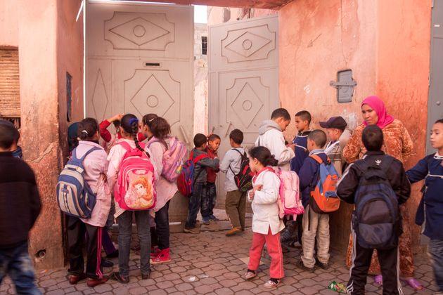 Près d'un jeune marocain sur cinq a abandonné