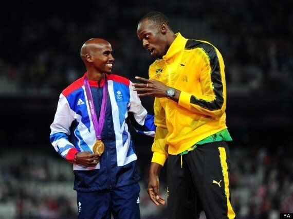 Usain Bolt And Mo Farah Set For Charity