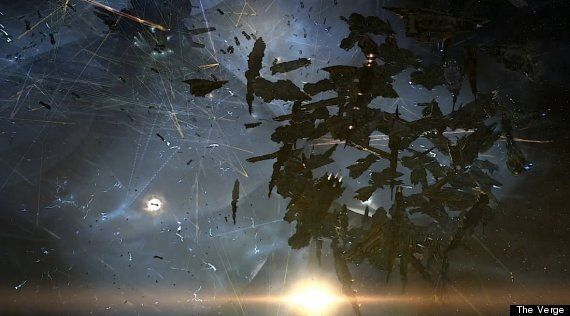 Eve Online '6VDT' Battle: Largest Space War In History Claims 2,900 Ships, Millions Of