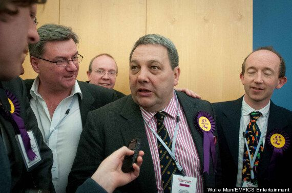 Scotland's Ukip MEP: Alex Salmond Is A 'Prototype Dictator' And 'Master Of The