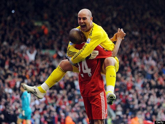 Pepe Reina: Celebration Vs Manchester United Was My Best Liverpool
