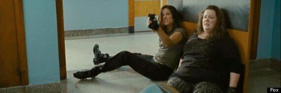 'The Heat': Why Did Sandra Bullock Remove Her Shirt, While Melissa McCarthy Kept Hers On? Writer Katie...