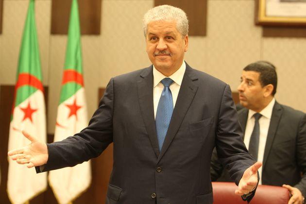 Abdelmalek Sellal placé sous mandat de