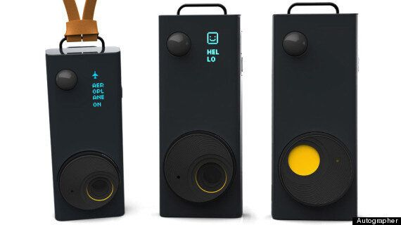 Autographer Wearable Camera: A Creative, Bold, But Disturbing, Vision Of The