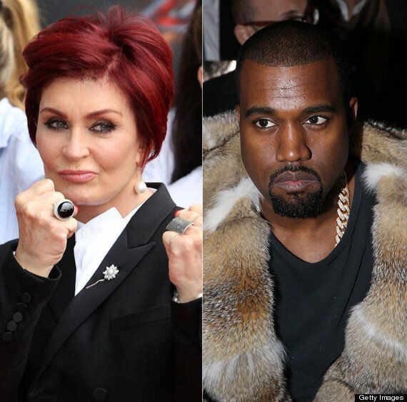 Sharon Osbourne Hits Out At 'Boring' And 'Average' Kanye West: 'He Should Sell Cars For A
