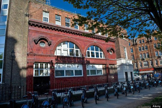 Brompton Road Underground Station Used By Churchill As WWII Command Bunker To Be Sold By The