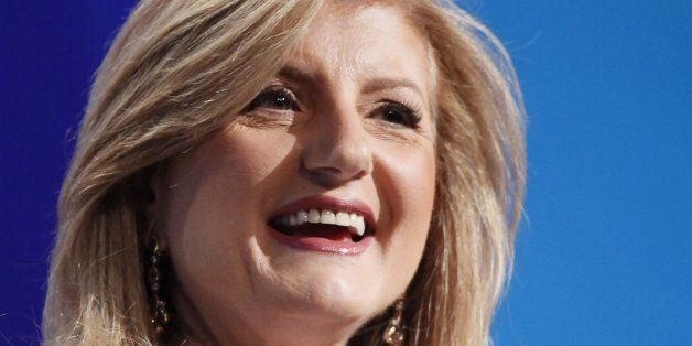The Third Metric: Arianna Huffington Speaks To BBC Woman's Hour About Redefining Success For