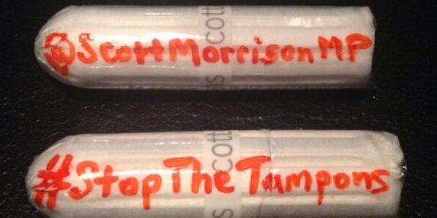 #StopTheTampons: Scott Morrison, Australian Immigration Minister, Sent Tampons In Refugee