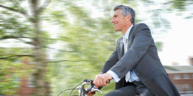 Cyclists 'Are More Intelligent And Charitable Than Everyone' Else Says British Heart Foundation