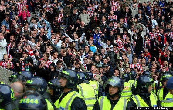 Newcastle United And Sunderland Take On Northumbria Police Over Kick-Off