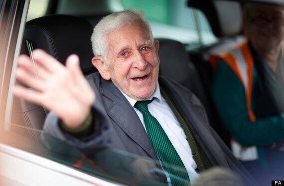 Bernard Jordan, D-Day Veteran Who Made Great Escape From Care Home, Returns To UK After 'First Class...